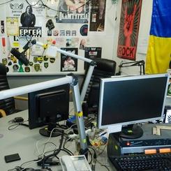 Відеоекскурсія на Radio ROKS